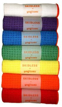 Skidless Mat Towels